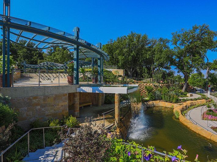 Merveilleux Dallas Arboretum