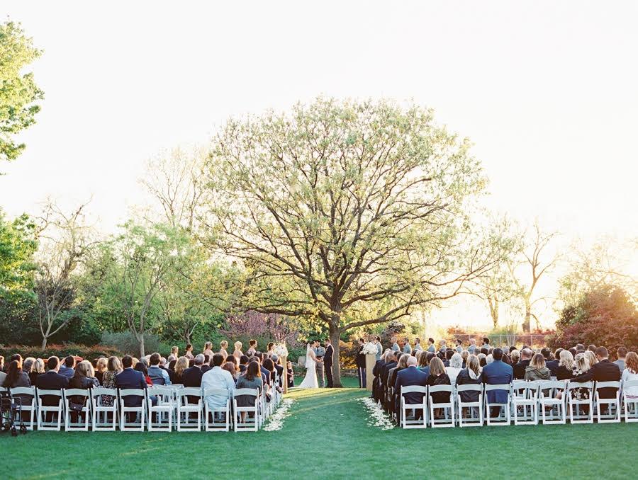 Weddings At The Arboretum