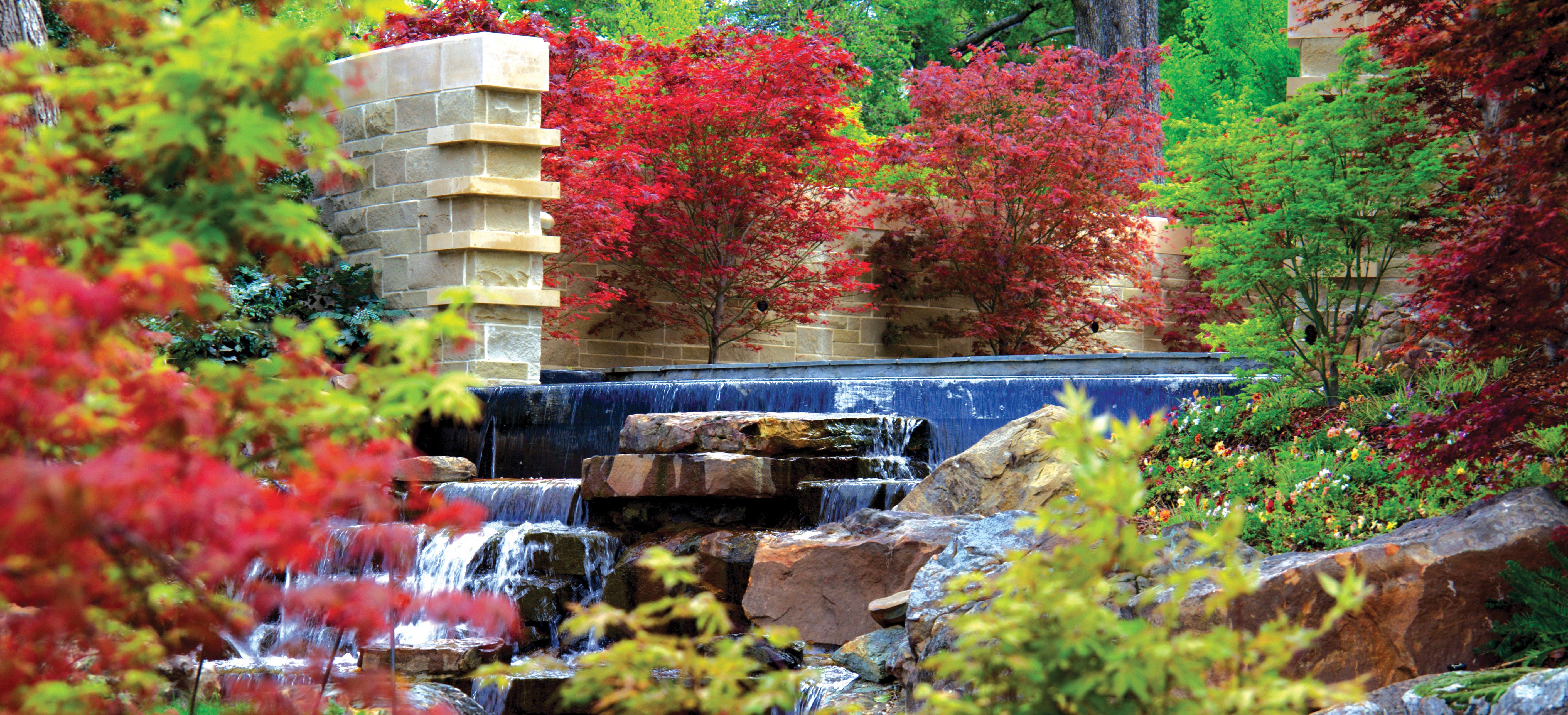 Visit The Dallas Arboretum And Botanical Garden
