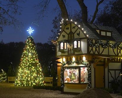 Dallas Arboretum Christmas 2020 Christmas Village | Dallas Arboretum and Botanical Garden